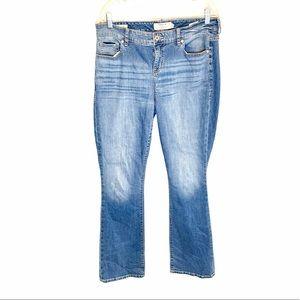 Torrid Slim Boot Light Wash Jeans